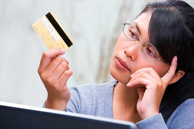 Americans in Credit Card Debt?