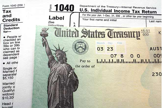 Tax Refund in Chapter 7 Bankruptcy - featured